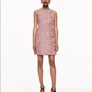 💋New Listing💋NWT Betsey Johnson Tweed Dress